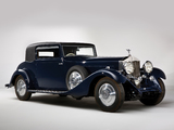 Rolls-Royce Phantom II Continental Sport Coupe 1933 images