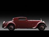 Rolls-Royce Phantom II Continental Coupe by Freestone & Webb 1933 photos