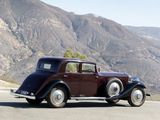 Rolls-Royce Phantom II Continental Touring Saloon by Barker 1933 photos