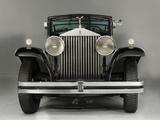 Rolls-Royce Phantom II Special Town Car by Brewster 1933 photos