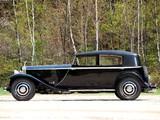 Rolls-Royce Phantom II Sports Saloon by Brewster 1933 photos