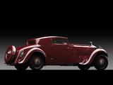 Rolls-Royce Phantom II Continental Coupe by Freestone & Webb 1933 pictures