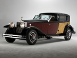 Rolls-Royce Phantom II Special Town Car by Brewster 1933 pictures