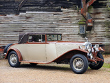 Rolls-Royce Phantom II 40/50 HP LWB Cabriolet by Millard 1933 pictures