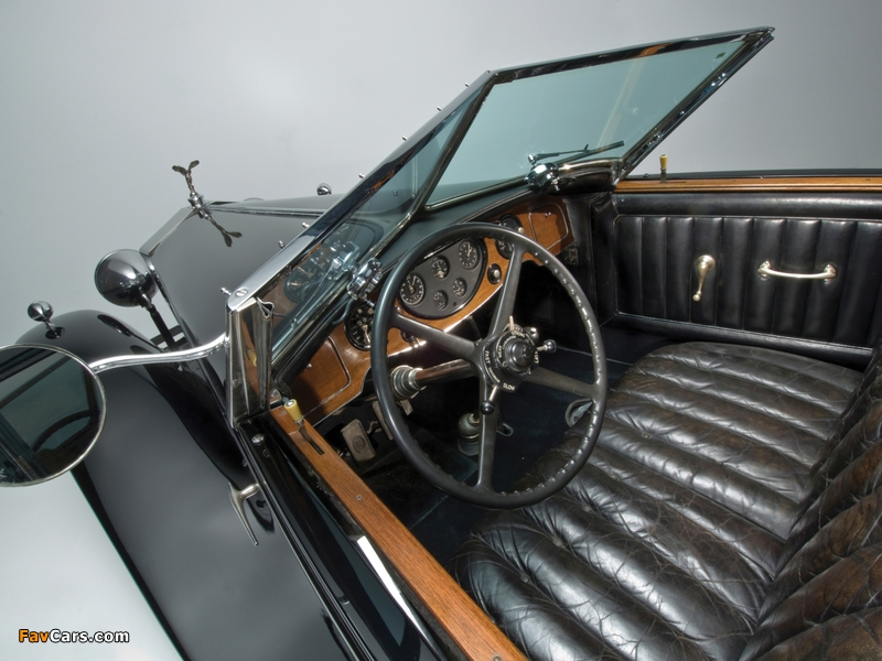 Rolls-Royce Phantom II Special Town Car by Brewster 1933 wallpapers (800 x 600)