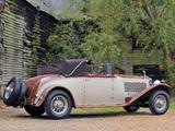 Rolls-Royce Phantom II 40/50 HP LWB Cabriolet by Millard 1933 wallpapers