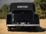 Rolls-Royce Phantom II Continental Drophead Sedanca Coupe by Mulliner 1934 images