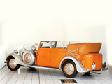 Rolls-Royce Phantom II 40/50 HP Cabriolet Star of India 1934 images