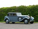 Rolls-Royce Phantom II 40/50 HP Continental Saloon by Barker 1934 photos