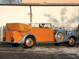 Rolls-Royce Phantom II 40/50 HP Cabriolet Star of India 1934 photos