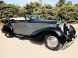 Rolls-Royce Phantom II Continental Sedanca Drophead Coupe 1934 photos
