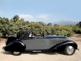 Rolls-Royce Phantom II Continental Sedanca Drophead Coupe 1934 pictures