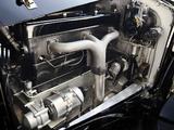 Rolls-Royce Phantom II Continental Drophead Sedanca Coupe by Mulliner 1934 wallpapers