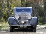 Rolls-Royce Phantom II Sports Limousine by Barker 1935 images