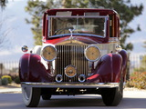 Rolls-Royce Phantom II Sedanca de Ville by Barker 1935 pictures