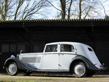 Rolls-Royce Phantom II Sports Limousine by Barker 1935 pictures