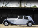Rolls-Royce Phantom II Sports Limousine by Barker 1935 wallpapers