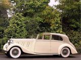 Rolls-Royce Phantom III Sedanca de Ville 1936 wallpapers