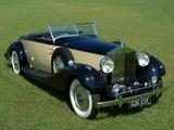 Rolls-Royce Phantom III Henley Roadster 1937 images