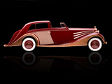 Rolls-Royce Phantom III Sedanca de Ville by Freestone & Webb 1937 images