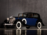 Rolls-Royce Phantom II Sedanca de Ville 1937 photos