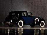 Rolls-Royce Phantom II Sedanca de Ville 1937 pictures