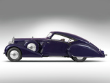 Rolls-Royce Phantom III Aero Coupe 1937 wallpapers