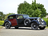 Rolls-Royce Phantom III Sedanca de Ville by Park Ward 1937 wallpapers