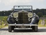 Rolls-Royce Phantom III Four Light Cabriolet by Freestone & Webb 1938 images