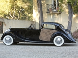 Rolls-Royce Phantom III Sedanca de Ville by Park Ward 1938 photos