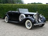 Rolls-Royce Phantom III Cabriolet by Mazzara & Meyer 1938 photos