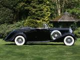 Rolls-Royce Phantom III Cabriolet by Mazzara & Meyer 1938 pictures