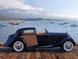 Rolls-Royce Phantom III Sedanca de Ville by Park Ward 1938 pictures