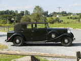Rolls-Royce Phantom III Four Light Cabriolet by Freestone & Webb 1938 wallpapers