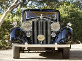 Rolls-Royce Phantom III Sedanca de Ville by Park Ward 1938 wallpapers