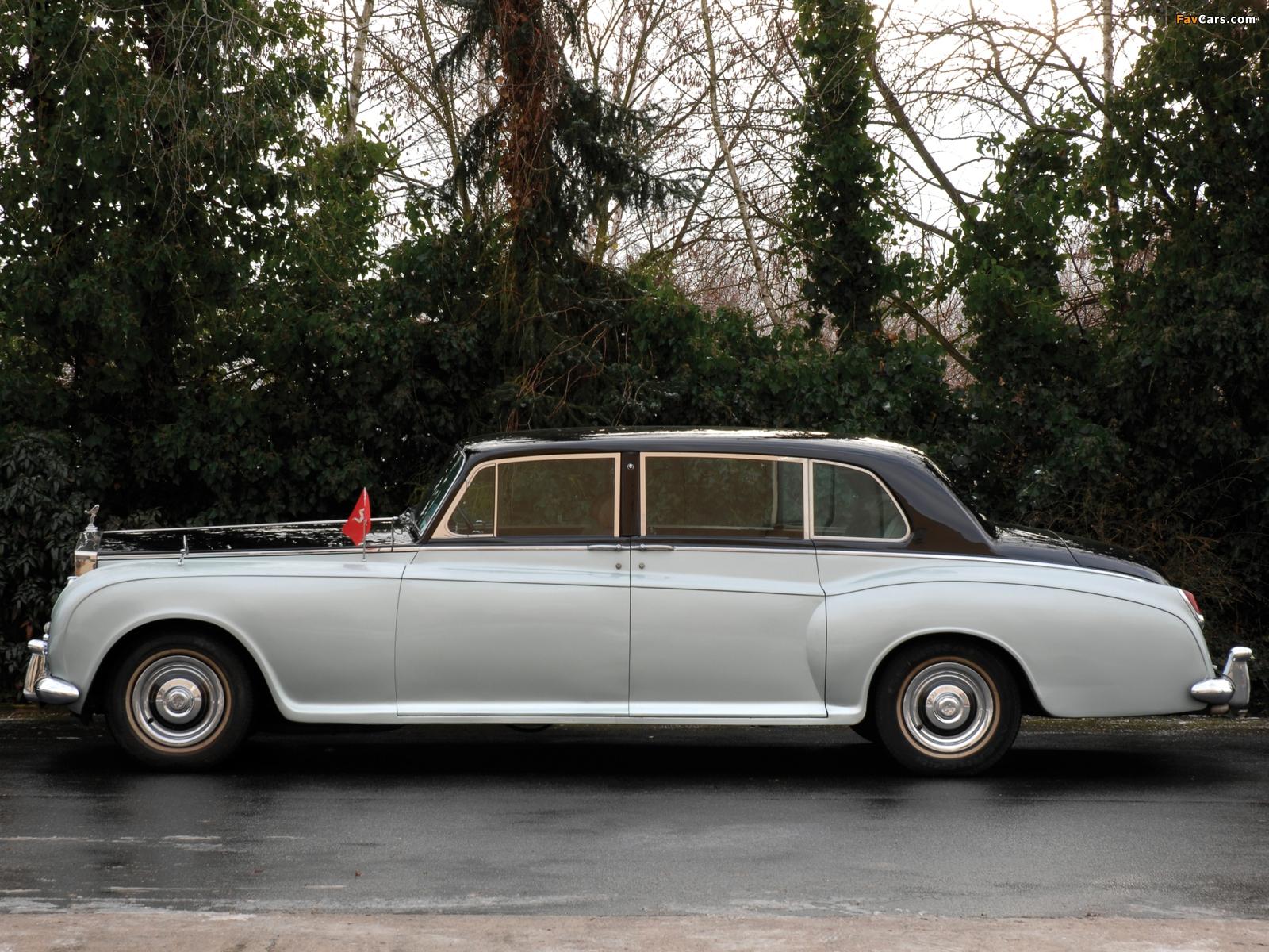 Rolls-Royce Phantom V Park Ward Limousine 1959–63 images (1600 x 1200)