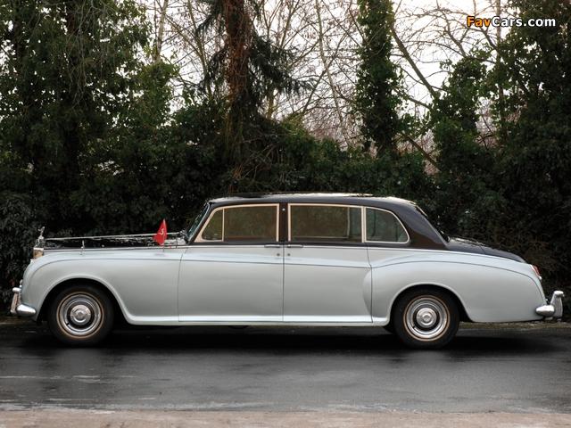 Rolls-Royce Phantom V Park Ward Limousine 1959–63 images (640 x 480)