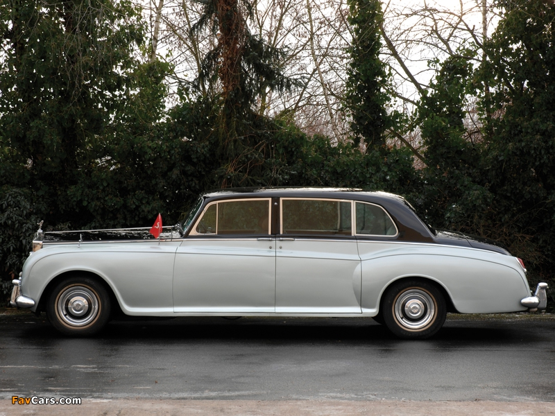 Rolls-Royce Phantom V Park Ward Limousine 1959–63 images (800 x 600)