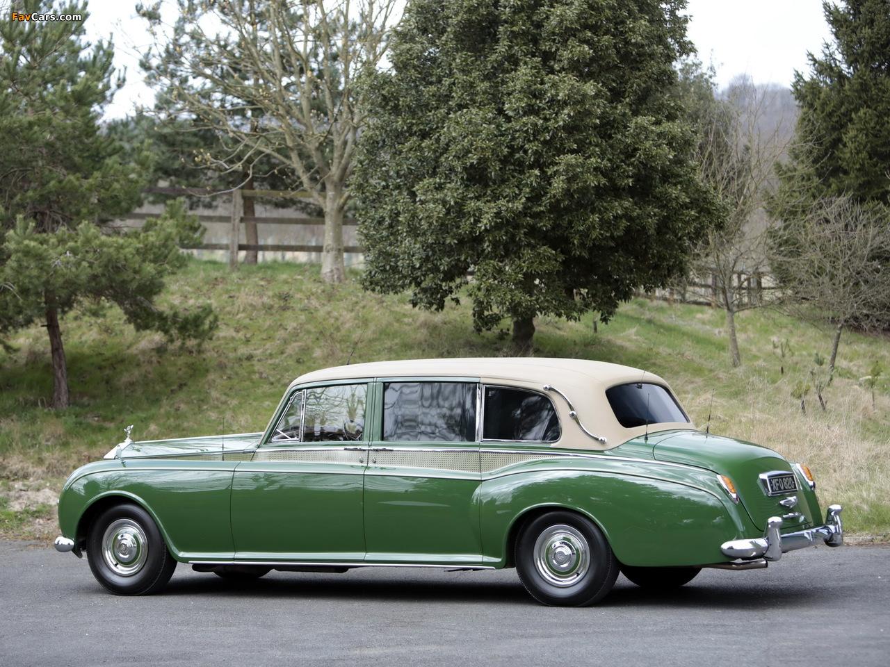 Rolls-Royce Phantom V Park Ward Limousine 1959–63 pictures (1280 x 960)