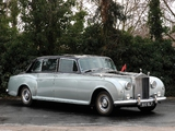 Rolls-Royce Phantom V Park Ward Limousine 1959–63 pictures