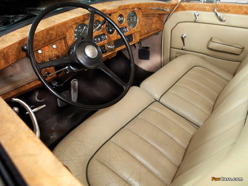 Rolls-Royce Phantom V Limousine by James Young 1959–63 wallpapers (800 x 600)