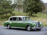 Rolls-Royce Phantom V Park Ward Limousine 1959–63 wallpapers
