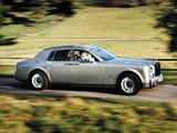 Rolls-Royce Phantom UK-spec 2003–09 images