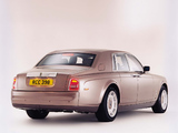 Rolls-Royce Phantom UK-spec 2003–09 photos