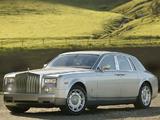 Rolls-Royce Phantom 2003–09 photos