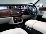 Rolls-Royce Phantom UK-spec 2003–09 photos