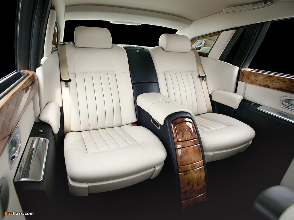 Rolls-Royce Phantom UK-spec 2003–09 pictures (1024 x 768)