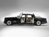 Rolls-Royce Phantom EWB 2005–09 photos