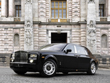 Rolls-Royce Phantom EWB 2005–09 photos