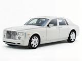 Rolls-Royce Phantom Silver Edition 2007 photos